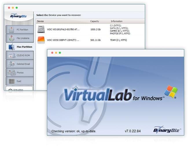 software de recuperação de dados do USB