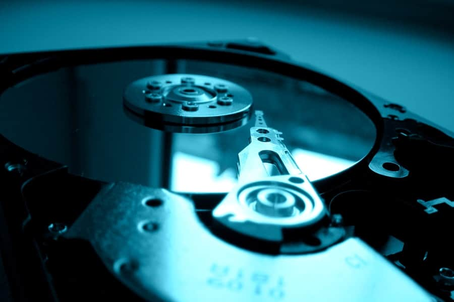 Data Hard Disk Recovery