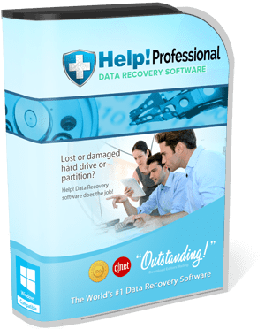 Data recovery professional version