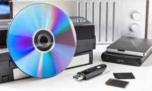 cd and dvd data recovery